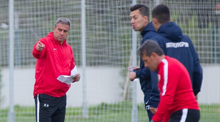 Hamzaoğlu'nda oyuncularına uyarı