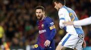 Messi: 3  Leganes: 1 (ÖZET)