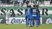 Bursaspor - Kasımpaşa: 0-1 (ÖZET)