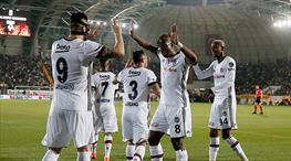 İşte TM Akhisar - Beşiktaş maçının özeti