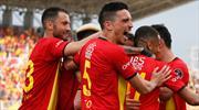 Göztepe - Bursaspor: 2-1 (ÖZET)