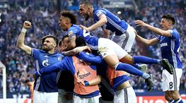 Ruhr Derbisi'nde Schalke farkı