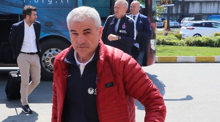 Trabzonspor Ankara'da