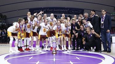 Avrupa'ya Galatasaray damgası