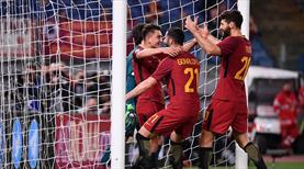 Roma Cengiz Ünder'in golüyle güldü
