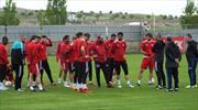 Elazığspor maça hazır