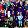 Kral Kupası finalinde Barcelona şov!