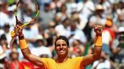 İlk finalist Nadal