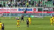Penaltı canavarından Seleznyov'a izin yok!