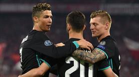 Allianz Arena'da tarih tekerrür etti! Real kapıyı araladı!