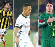 Süper Lig'de 30. haftanın 'en'leri burada