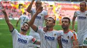 Kayserispor - Aytemiz Alanyaspor: 1-2 (ÖZET)