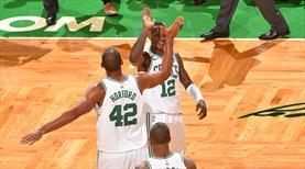 Celtics Ersanlı 76ers'ın rakibi oldu