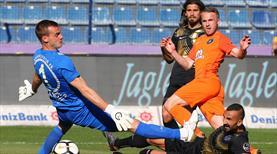 Osmanlıspor - Medipol Başakşehir: 1-4 (ÖZET)