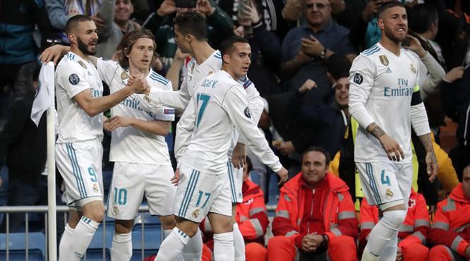Çakır çaldı, Real Madrid tarih yazdı