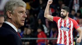 Wenger'in hayallerini Diego Costa bitirdi