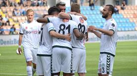 Kardemir Karabükspor - Atiker Konyaspor: 0-1 (ÖZET)