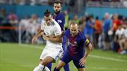 Barcelona unvan korudu, El Clasico'da kazanan çıkmadı (ÖZET)