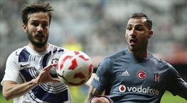 Beşiktaş Osmanlı deplasmanında