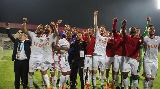 """Süper Lig'e çıkacağımıza inanıyoruz"""""""