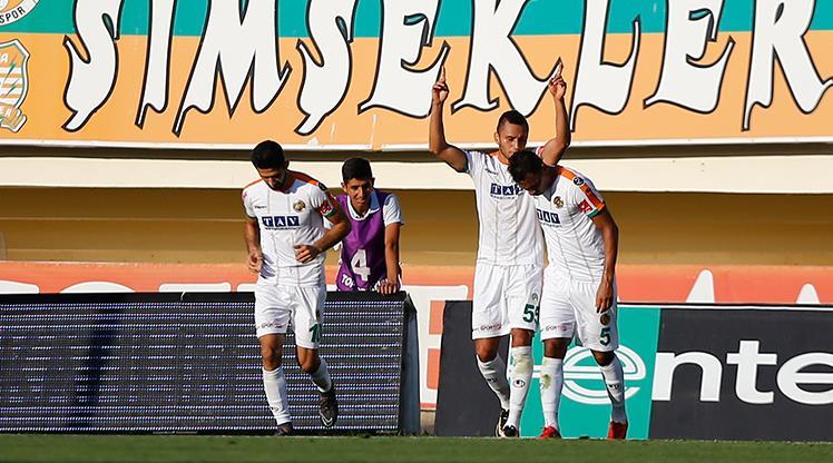 Aytemiz Alanyaspor - Antalyaspor: 3-2 (ÖZET)