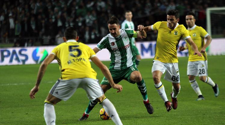 Fenerbahçe Konya ile 34. kez