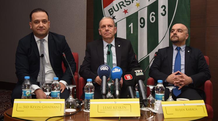 Bursaspor'a 50 milyon Euro sözü