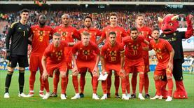 Belçika'dan Dünya Kupası'na iddialı kadro
