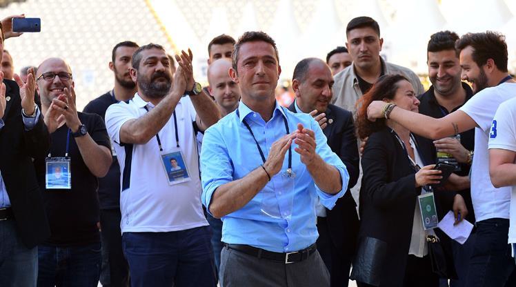 Kasımpaşa'dan Ali Koç'a tebrik