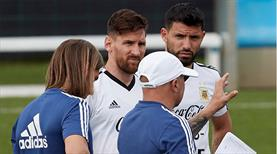 Arjantin - İsrail maçı iptal