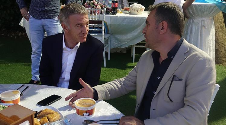 Trabzonsporlular iftarda buluştu