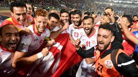Tunus Rusya'da ilk peşinde