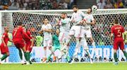 Devlerden futbol resitali! Ronaldo: 3 - İspanya: 3