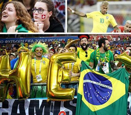 Neymar'dan Dünya Kupası imajı (GALERİ)