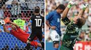 Dünya Kupası'na damga vurmuş 8 penaltı!