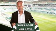 Mihajlovic Sporting Lizbon'da