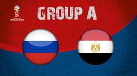 Rusya - Mısır