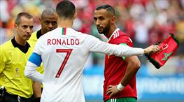Ronaldo'dan forma istedi mi?