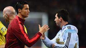 Dünya Kupası'nda Messi ve Ronaldo tepkisi!