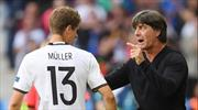 Löw, Müller'e sahip çıktı