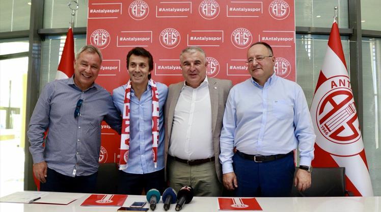 Antalyaspor 5 transfer yapacak