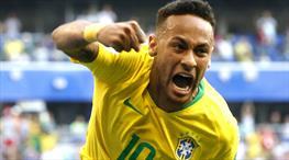 Brezilya zirvede tek başına