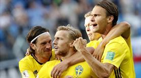 İsveç 24 yıl sonra çeyrek finalde