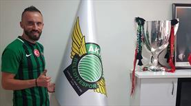 Vrsajevic Akhisarspor'a imza attı
