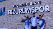 BB Erzurumspor'da 4 imza birden!