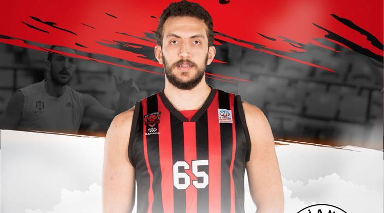 Gaziantep Basketbol'dan pota altına takviye