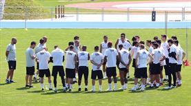 Beşiktaş'ta Avusturya kampı başlıyor