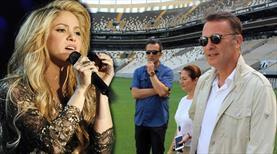 """""""Shakira'yı Beşiktaşlı yapacağız"""""""