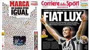 451 gol! Manşetlere Ronaldo ayarı