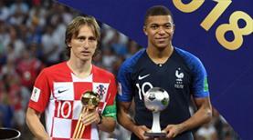 Altın Top Modric'in